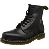Dr. Martens 1460z 8 Eye Boot Black, Stivaletti Unisex - Adulto: Amazon.it: Scarpe e borse