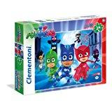 Clementoni 24488 - Puzzle 24 Maxi Pj Masks: Amazon.it: Giochi e giocattoli