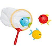 Intex 55506- Set Pesciolini e Retina I.12: Amazon.it: Giochi e giocattoli