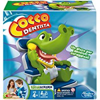 Hasbro Gaming COCCO DENTISTA: Amazon.it: Giochi e giocattoli