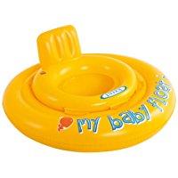 Intex 56585EU - Salvagente My Baby Float, con Mutandina Bambini, per 1-2 - 1 Anni, Giallo: Amazon.it: Giochi e giocattoli