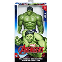 Hasbro Marvel Avengers Infinity War Hulk Titan Hero Versione Base, Personaggio 30 cm, Action Figure, B5772EU6: The Avengers: Ama