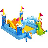 Intex 57138 - Playcenter Castello, 185 x 152 x 107 cm: Amazon.it: Giochi e giocattoli