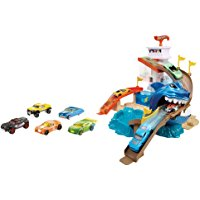Hot Wheels BGK04 - Squalo Spiaggia: Amazon.it: Giochi e giocattoli