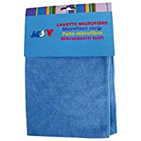 homeXpert MSV 100068 Lavette Blu 40 x 30 x 3 cm