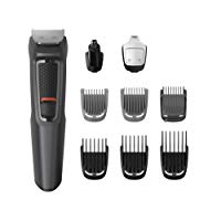 Philips MG3757 Groming Kit Serie 3000 Rifinitore 9 in 1 Barba, Baffi e Capelli: Amazon.it: Salute e cura della persona