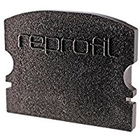 Reprofil 978572 21 mm pezzi f-au-02 - 15 tappi, nero
