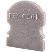 Reprofil 980011 16 mm pezzi l-au-02 - 10 tappi, grigio