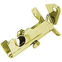 ORYX 5300086 Supporto, Tubo 12 mm 1 Frontale Oro