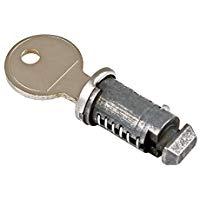 Thule 1500001070-Lucchetto con chiave