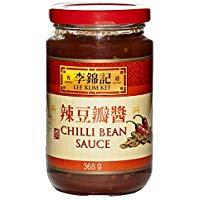 Lee Kum Kee Salsa Piccante Alle Fave - 368 gr