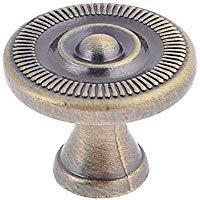 Sourcingmap, a13062600ux0744, Bronze Tone Multi avvitato gabinetto di sicurezza 2,5 centimetri di diametro tirare la manopola de