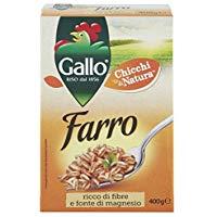 Riso Gallo Farro - 400 gr