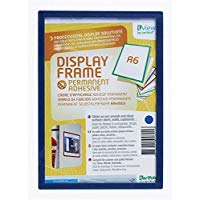 Tarifold 945917 - Porta badge a6, blu