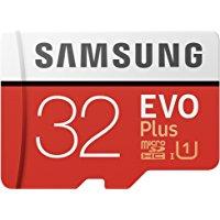 Samsung MB-MC32GA-EU EVO Plus Scheda MicroSD da 32 GB, UHS-I, fino a 95 MB-s, Adattatore SD Incluso [Vecchio Modello]: Amazon.it