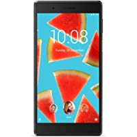 "Lenovo Tablet TB - 7304 X con Display da 7"" HD IPS Touch, Memoria 2 GB, Storage 16 GB eMCP, Card Reader micro SD, Wi-fi B-G-N, B"