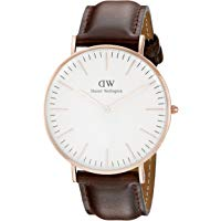 Daniel Wellington 0109DW Orologio da polso, Uomo: Daniel Wellington: Amazon.it: Orologi