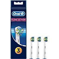 Oral-B Floss Action X3 Testine di Ricambio per Spazzolino Elettrico: Amazon.it: Salute e cura della persona