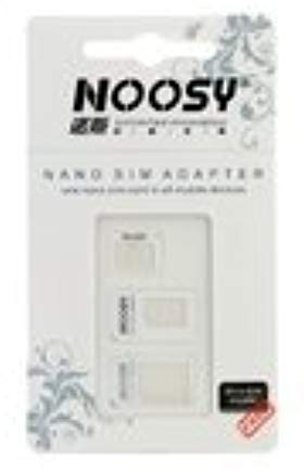 MicroSpareparts Mobile MSPP5100W SIM card adapter adattatore per SIM-flash memory card