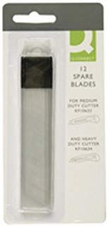Connect Blades for Medium & Heavy Duty cutters 12 pieces paper cutter - paper cutters (70 x 12 x 170 mm)