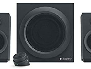 Logitech Z333 Altoparlanti 2.1 Multimedia, senza Bluetooth, Nero