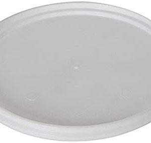 Silverline 991920 Coperchio per Secchio Porta Vernice, Bianco