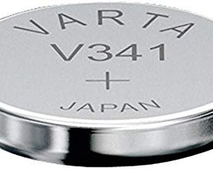 SR341 Energizer-Batteria a bottone all'ossido di argento