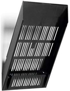 DURABLE - Flexiboxx A4 Extension, vaschetta aggiuntiva f.to A4, per espositori da parete Flexiboxx, 240x340x135 mm, nero (cod. n