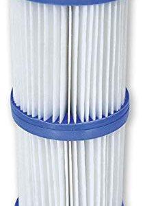 Bestway 58093 Filtro Cartuccia i per Pompe, Blu, 7.8x7.8x18.1 cm