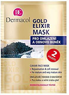 Dermacol Gold Elixir Maschera Viso - 1 Prodotto