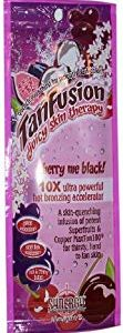 Synergy tan Tanfusion Cherry Me Black Hot Bronzing Accelerator