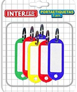 Interfer-Porta blister grande pzs 6.