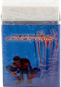 Spiderman 11-0942 Gomma per Cancellare, Blu-Rosso