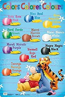 Grupo Erik LPE-257 Stampe Educative  Catalan Colores