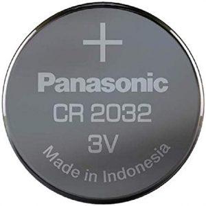 Panasonic CR2025 - LITHIUM COIN Alkaline 3V non-rechargeable battery - non-rechargeable batteries (Alkaline, 3 V, 165 mAh, 2.3 g