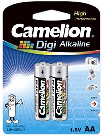 Camelion LR6-BP2 Single-use battery AA Alcalino 1,5 V