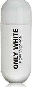 Concept V Design, Only White, Eau de Parfum spray da donna, 80 ml