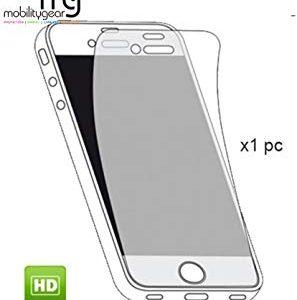 Mobility gear MG-SP1-SI8350 Pellicola Protettiva per Samsung Omnia W, Trasparente