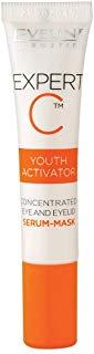 Eveline Cosmetics Expert C Antirughe aufhellung occhio crema con vitamina C 15 ML
