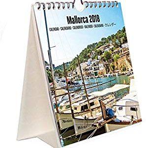 Grupo Erik editores- Calendario turistico COMBI 2018 Mallorca