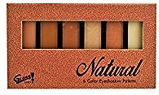 Moda trucco naturale Palette - 8pcs - scatola regalo, regalo donna, scatola di trucco