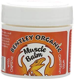 Bentley 27 g Balsamo muscolare Organic