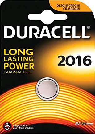 Duracell 2016 B1 Litio Botton Specialistica Electronics