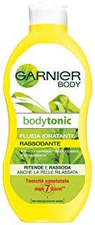 Garnier Bodytonic Fluida Idratante Rassodante, 250 ml