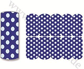 Nail Wraps modello n. 10