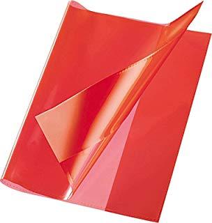 Bene 270500 - Copertina per quaderno, formato A5, colore: Rosso