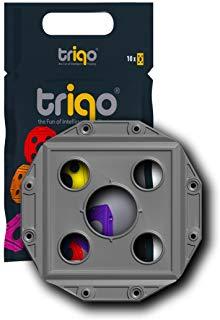 Triqui - Giochi di costruzioni per i bambini da 10 pezzi (giocattoli 10230) [Importato]