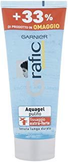 Garnier Grafic Aquagel Pulito Gel Fissaggio Extra-Forte, 200 ml