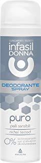 Infasil Deo Spray Donna Puro Ml.150