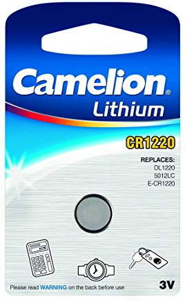 Camelion CR1220-BP1 Single-use battery Litio 3 V